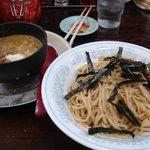 黒潮ラーメン寳 - つけ麺(カレー味)