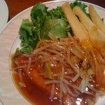 ニユートーキヨー ビヤレストラン - ランチ生姜焼き