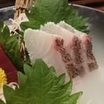 日本酒と個室居酒屋 農家の慶 - 日本酒と個室居酒屋 農家の慶 海浜幕張店(千葉県千葉市美浜区ひび野)本日一押し鮮魚 五種盛り合わせ