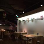 ゆとりの空間 - お店の内装