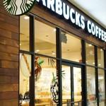 Starbucks - 咽喉が渇いたのでスタバ
