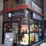 トーティラ フラット - お店、外観。
