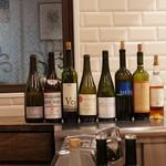 ペレグリーノ - 本日のワイン