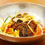 Yu Chun Korean Restaurant - ビビン冷麺
