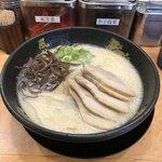 博多風龍 - チャーシュー麺