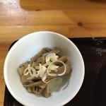 龍喜 - 回鍋肉定食 小鉢