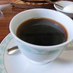 ステーキいなむら - コーヒー