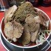 麺でる - 料理写真:【2018.6.18】小豚W¥850 ヤサイ、背脂、魚粉