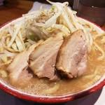 らーめん バリ男 - ラーメン780円