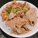 赤身肉専門 焼肉 牛進 - 賄い飯 ミニ