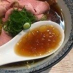中華そば 四つ葉 - 鴨×地鶏×魚貝のトリプルスープ