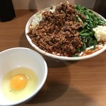豚星。 - 【2018.6.21】塩台湾ラーメン¥900