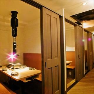 【個室】完全個室2~10名様/半個室40名様までご用意♪