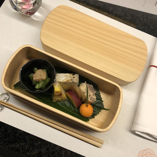 古川おもてなしの料理の写真