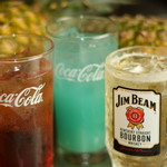 サントリー大人のビアガーデン BeerBank HawaiianBBQ -
