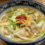 タンメン若葉 - 料理写真: