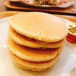 88149614 - パンケーキ  5枚(500円+税)