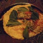 なつめ - チーズ入りオムレツはチーズがきいてます。