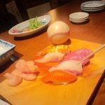 8815077 - 握り寿司