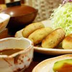 みそかつ梅の木 - 味噌かつ定食