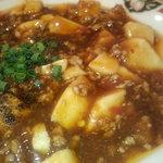 8815599 - 激辛仕様の麻婆豆腐のアップ 【 2011年7月 】