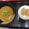 う丼屋 - 料理写真:カレーうどん+いなり2個