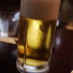 焼肉 万蔵 - ドリンク写真:生ビール(ジョッキ)