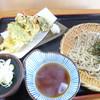 辰巳屋 - 料理写真:天ざる蕎麦