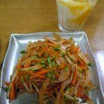 ラムじいさんのインドカレー - 料理写真:カチュンバルサラダ
