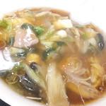 88159700 - 広東麺の麺のアップ【2018年5月】