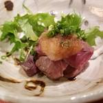 88160651 - 肉料理
