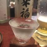 日本酒スタンド 酛 - 日本酒  来福