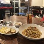 ミューズ カフェ - 日替わりパスタランチ