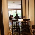 お茶と酒 たすき - 店内(客席)