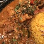 curry&cafe Warung - たっぷり夏野菜と豚バラのラタトゥイユ風カレー
