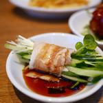 豆皿中華Q - 雲白肉