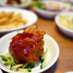 豆皿中華Q - 酢豚