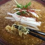 クローバー - 料理写真:あんかけ坦々麺