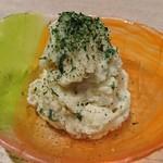 角と - ポテトサラダ