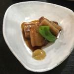 小太郎 - 豚の角煮 600円