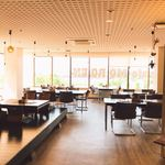cafe MORGEN - 店内