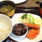食堂カフェ COCO家 - 玉子かけご飯