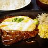 すてーき亭 - 料理写真:期間限定!とろろかけステーキ