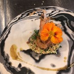 ラ ターブル ド リール - 前菜
