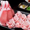 琉味 - 料理写真:やんばる島豚しゃぶしゃぶ