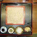 そば処 いずみ - 料理写真:盛り蕎麦
