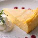 【しっとりとクリーミー】ベイクドチーズケーキ