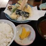 88171227 - 天ぷら定食