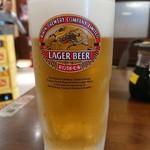 88171228 - 生ビール