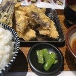 スギノタマ - ・とり天定食